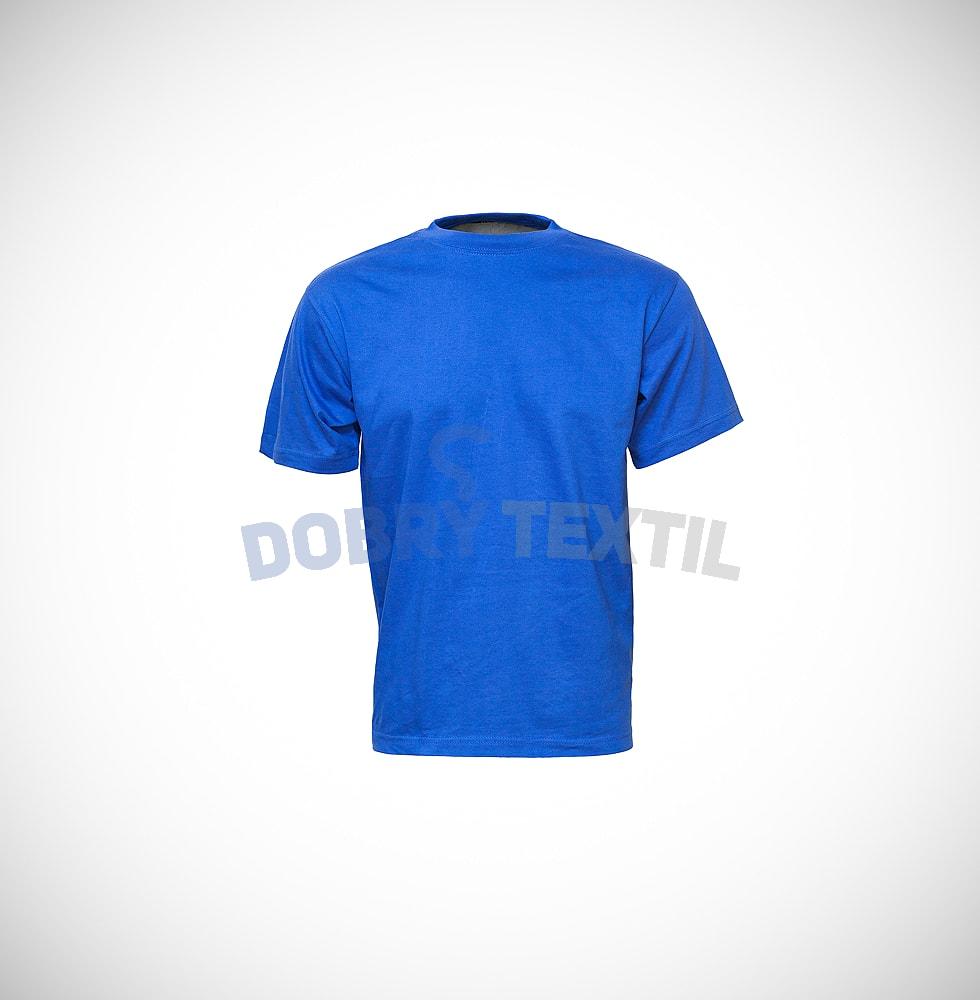 Reklamní tričko CLASSIC - Královská modrá | XXXXL