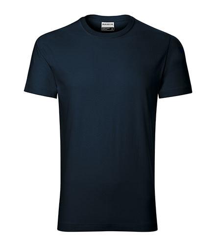 Pánské tričko Resist heavy - Námořní modrá | XXXXL