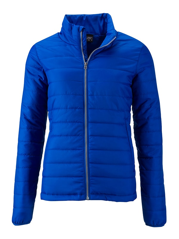 Dámská jarní bunda JN1119 - Královská modrá | XXL