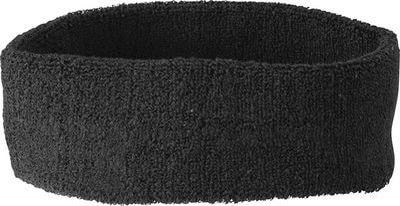 Sportovní čelenka MB042 - Černá