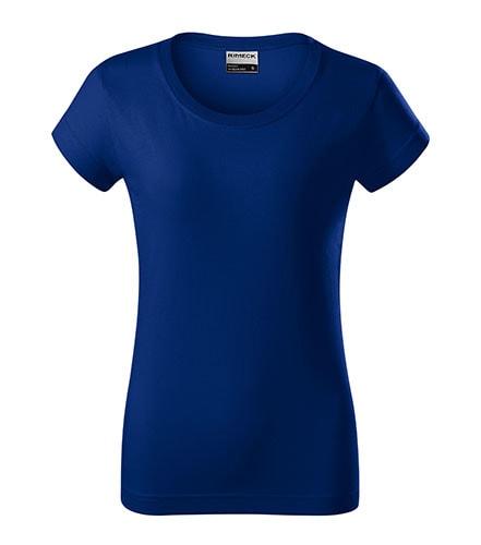 Dámské tričko Resist - Královská modrá | XXL
