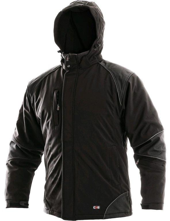 Pánská zimní softshellová bunda ALABAMA - XXXL