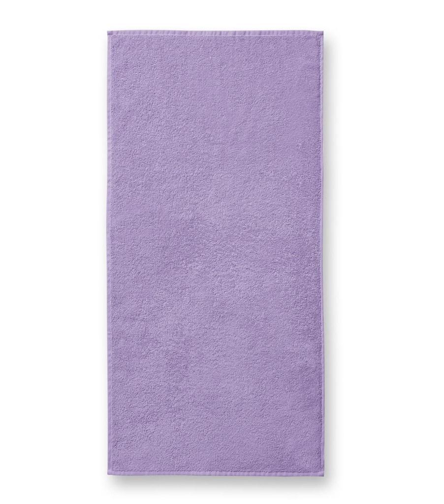 Ručník bez bordury Terry Towel - Levandulová | 50 x 100 cm