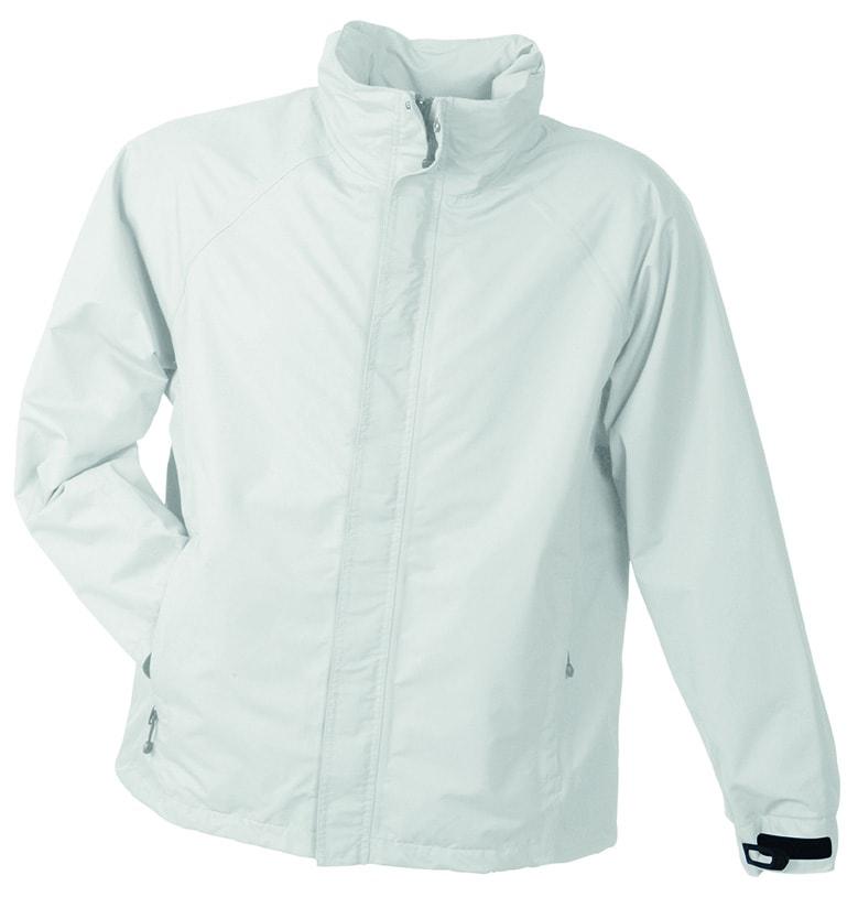 Pánská outdoorová bunda JN1010 - Bílá | S