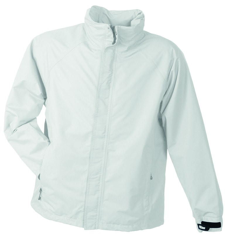 Pánská outdoorová bunda JN1010 - Bílá | XXL