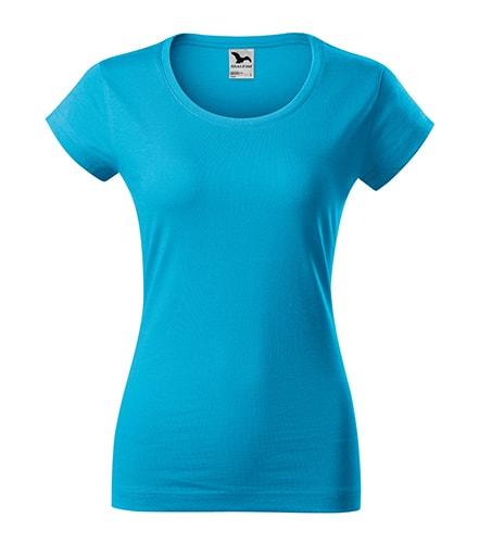 Dámské tričko Viper - Tyrkysová | S
