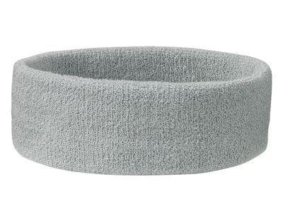 Sportovní čelenka MB042 - Světle šedá