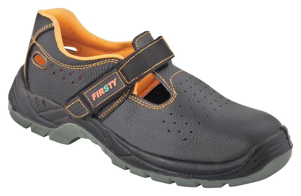 Pracovní sandály Firsty Firsan O1 - 36