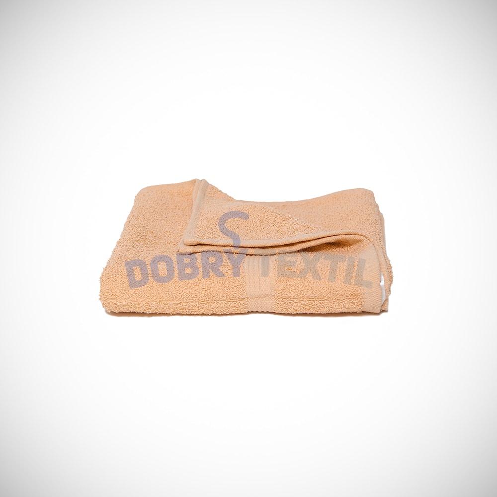 Reklamní osuška 70x140 - Broskvová | 70 x 140 cm