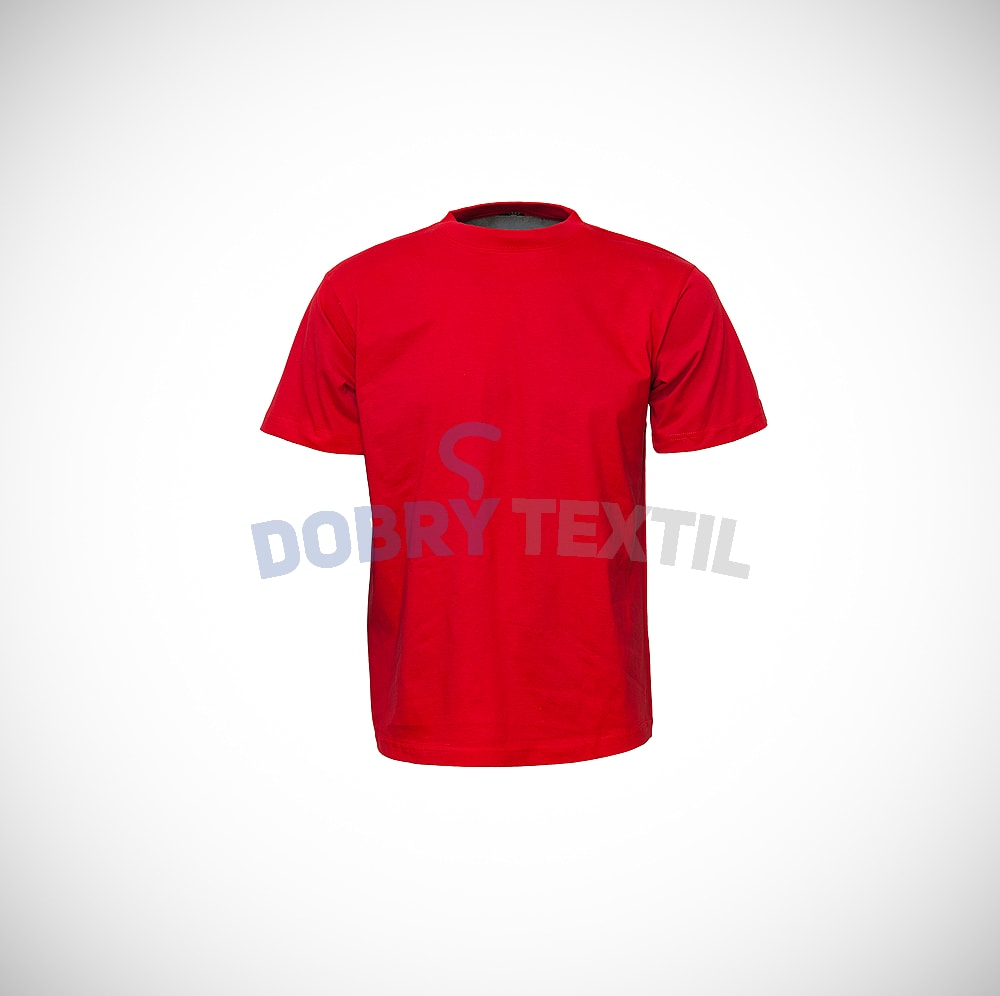 Dětské tričko CLASSIC - Červená | 110