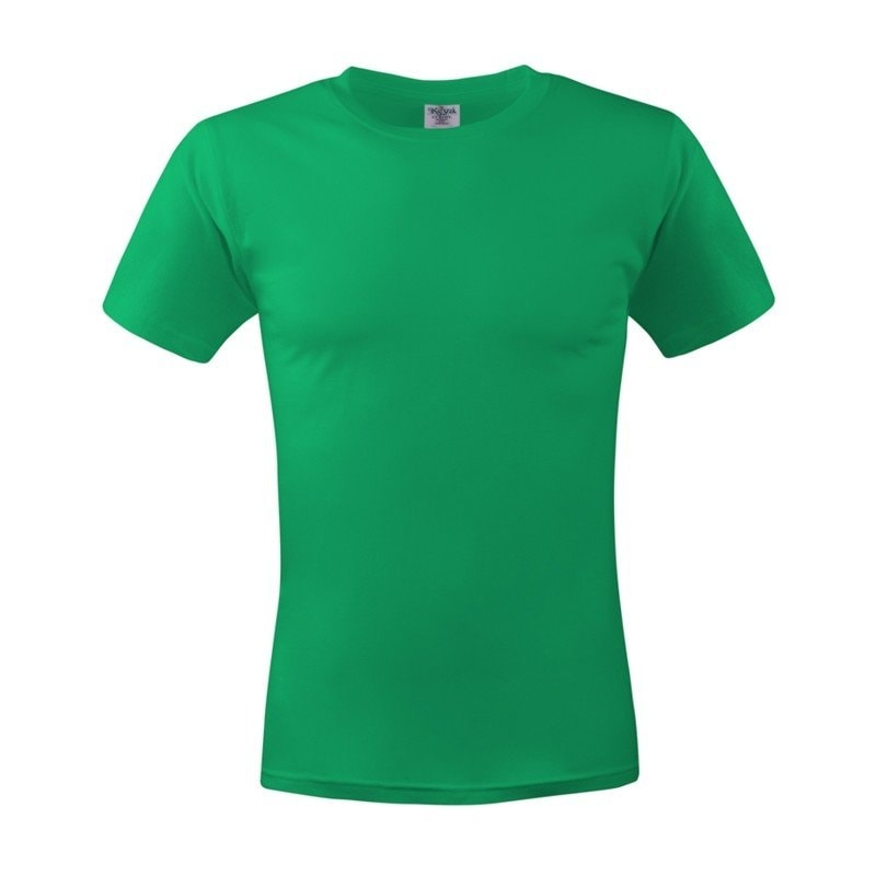 Pánské tričko ECONOMY - Trávově zelená | XL