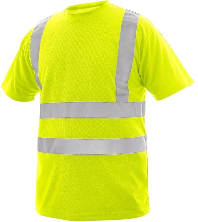 Reflexní tričko LIVERPOOL - Žlutá | XXL