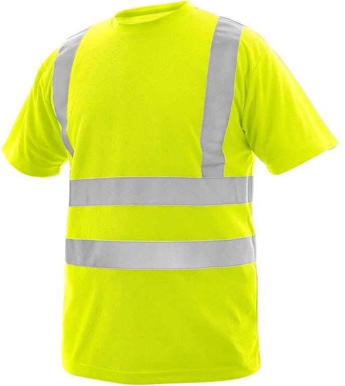 Reflexní tričko LIVERPOOL - Žlutá | XXXXL