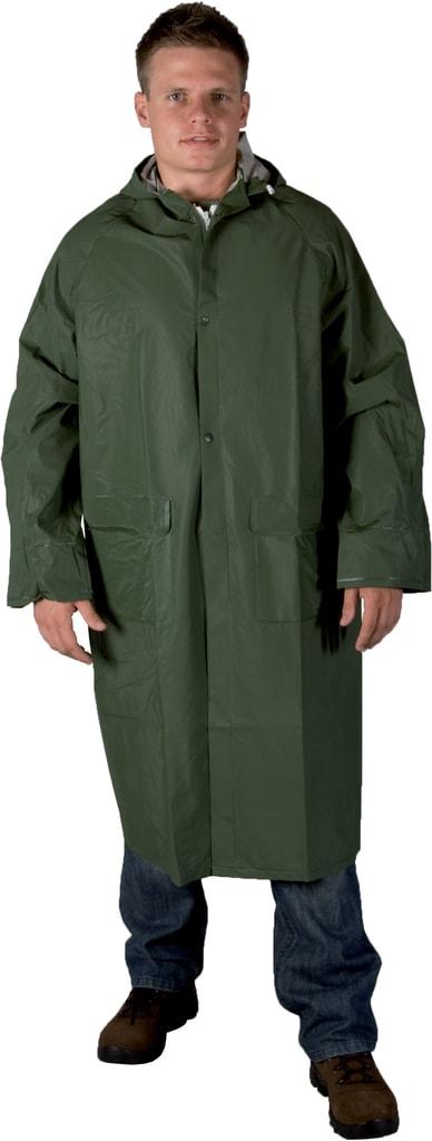 Nepromokavá pláštěnka Cyril - Zelená   L