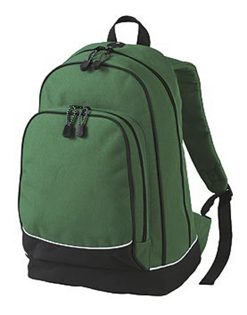 Studentský batoh CITY - Zelená