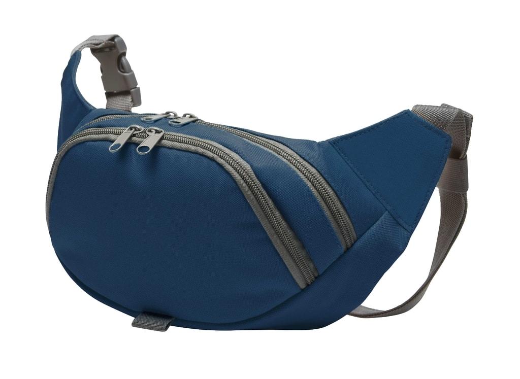 Sportovní ledvinka SOLUTION - Tmavě modrá