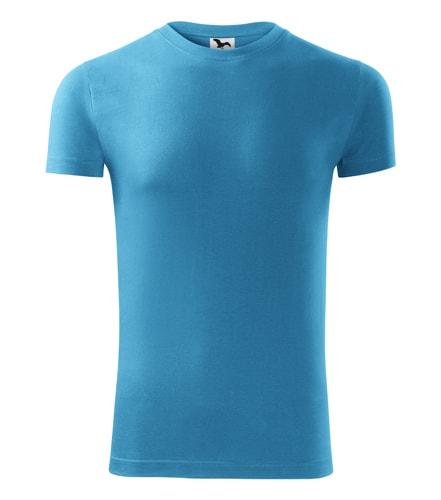 Pánské tričko Viper Adler - Tyrkysová | S