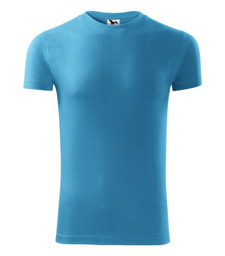 Pánské tričko Viper Adler - Tyrkysová | L