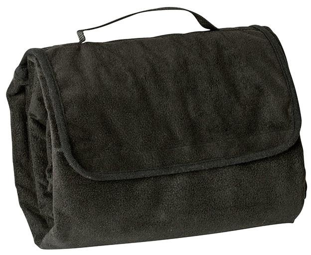 Pikniková deka 130x150 cm JN953 - Černá | 130 x 150 cm