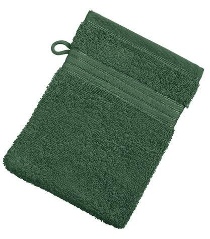 Myrtle Beach Umývacia žinka MB425 - Tmavě zelená