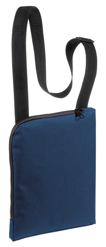 Taška na dokumenty BASIC - Tmavě modrá