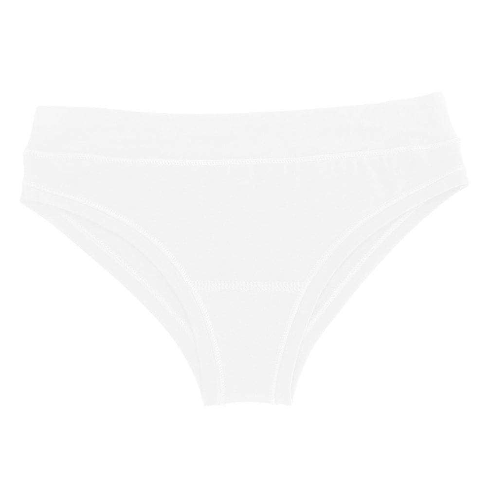 Dámské kalhotky - Bílá | L