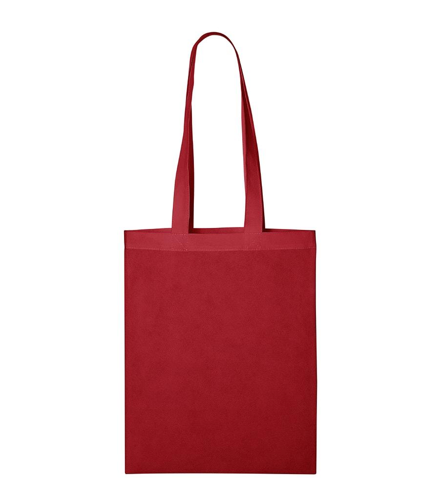 Malá nákupní taška Bubble - Červená | uni