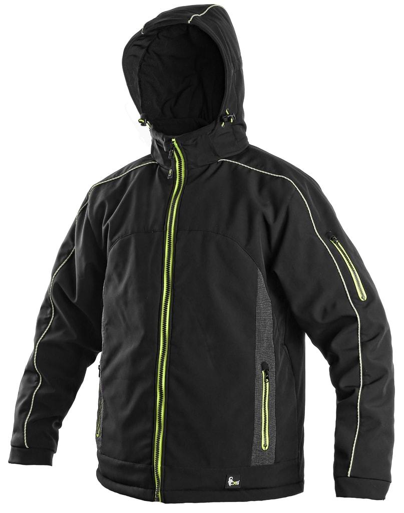 Pánská zimní softshellová bunda VANCOUVER - XXXL