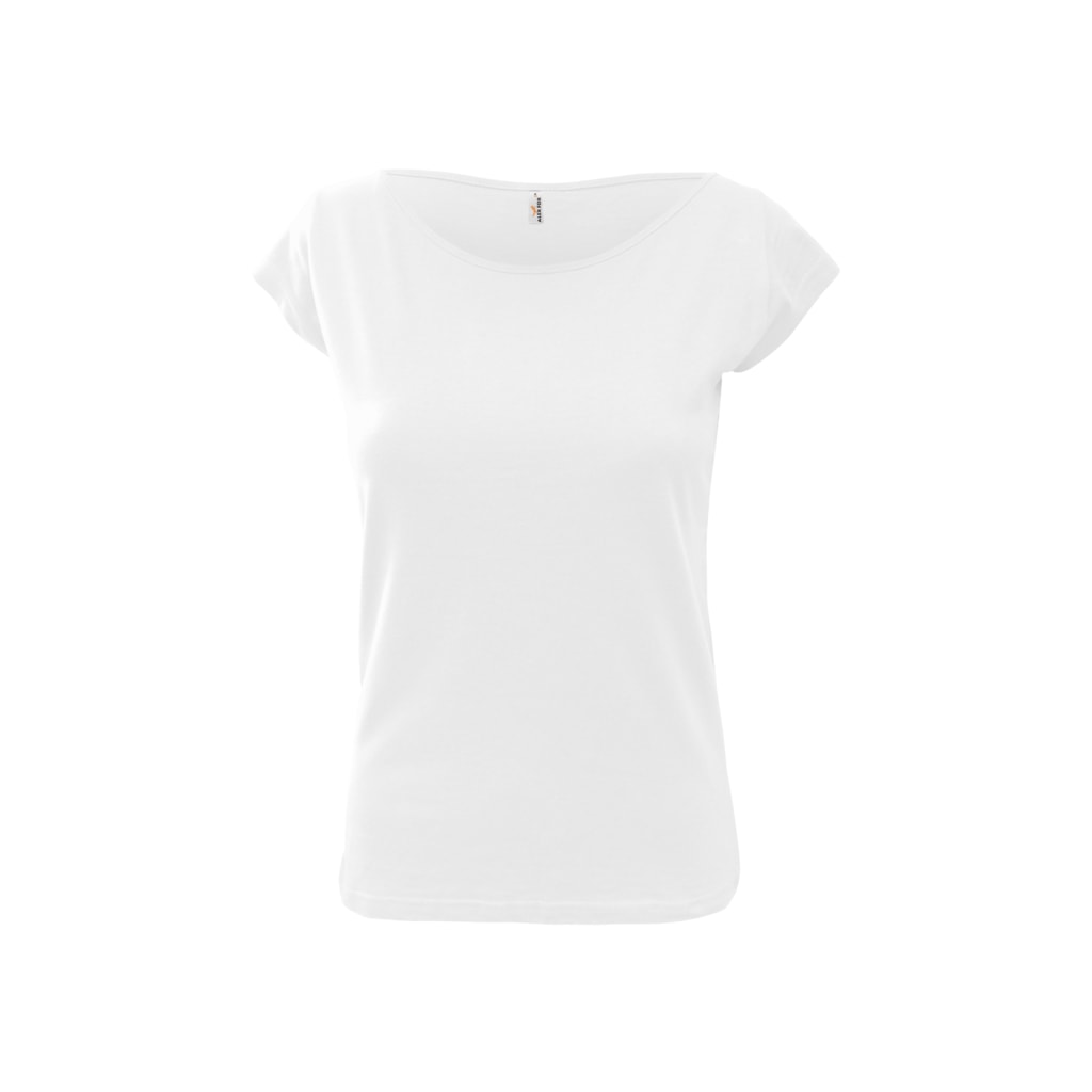 Dámské tričko Elegance - Bílá   L