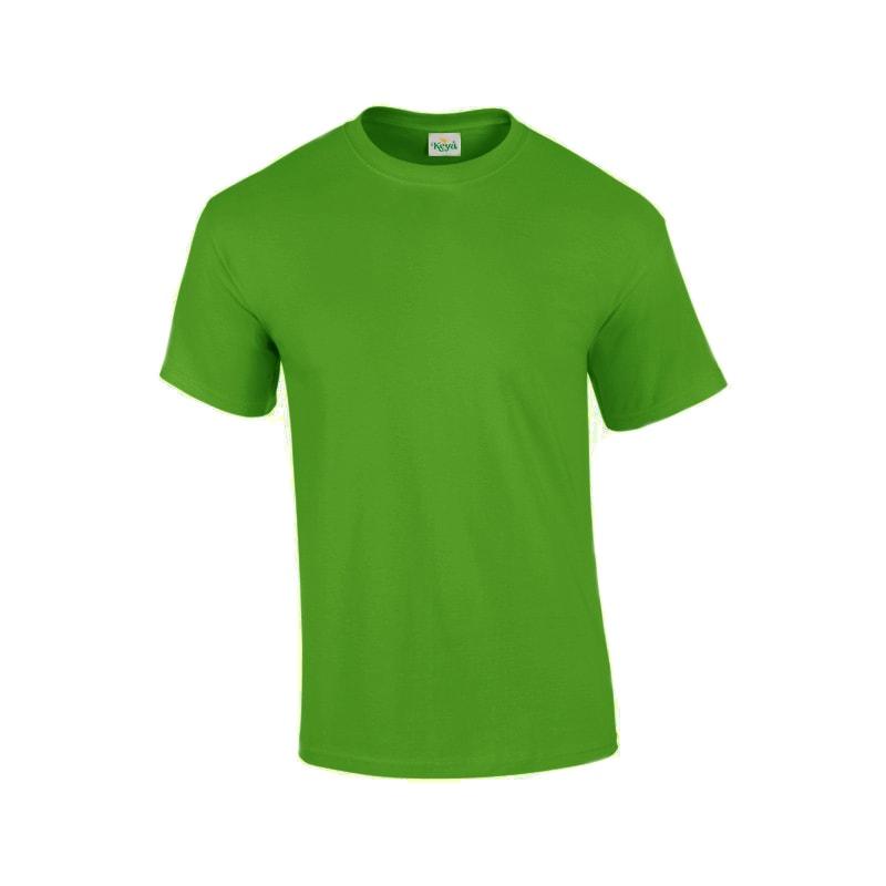 Pánské tričko ECONOMY - Trávově zelená | L