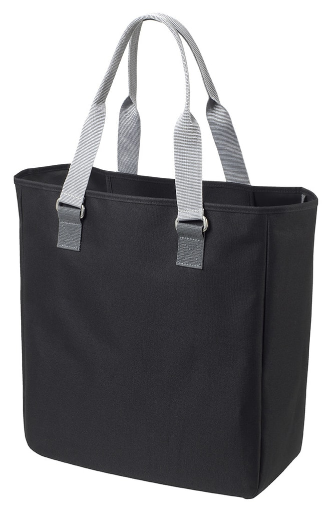 Velká nákupní taška SOLUTION - Černá