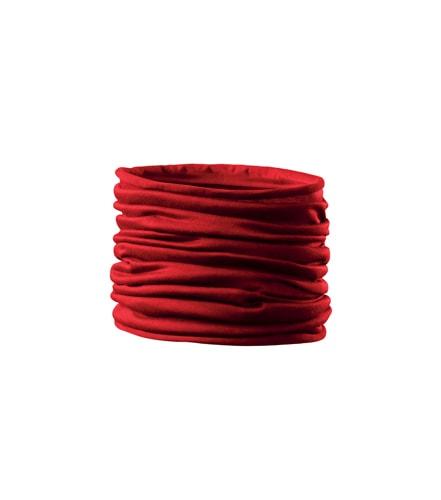 Multifunkční šátek - Červená | uni