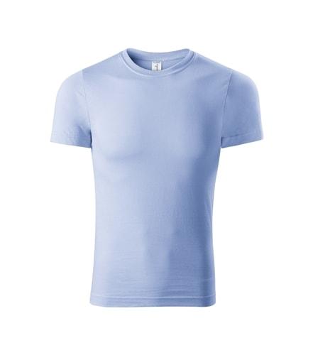 Dětské lehké tričko Pelican - Nebesky modrá | 134 (8 let)