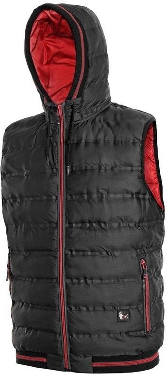 Pánská zimní vesta OVERLAND - XL