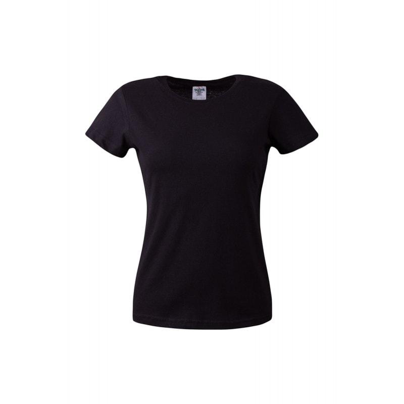Dámské tričko ECONOMY - Černá | XL