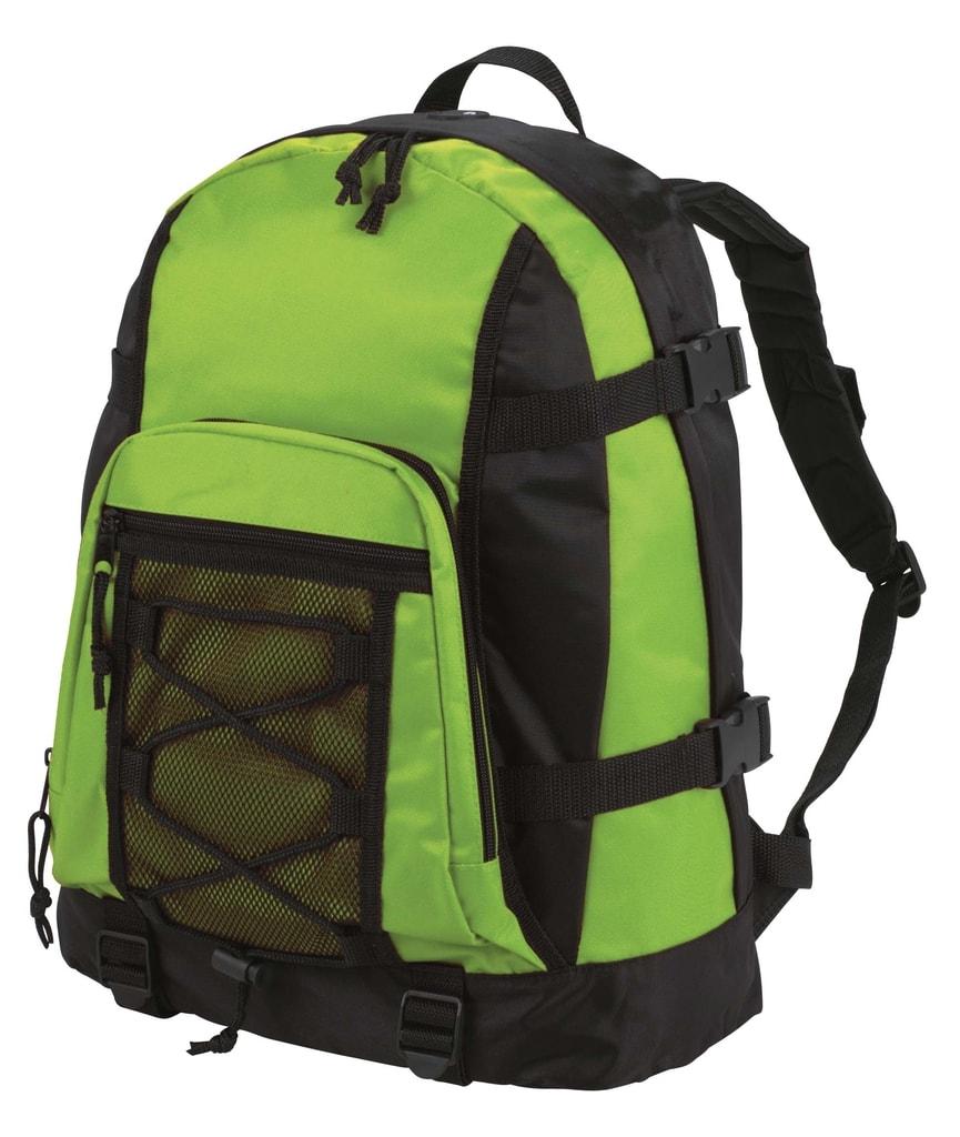 Batoh SPORT - Apple green