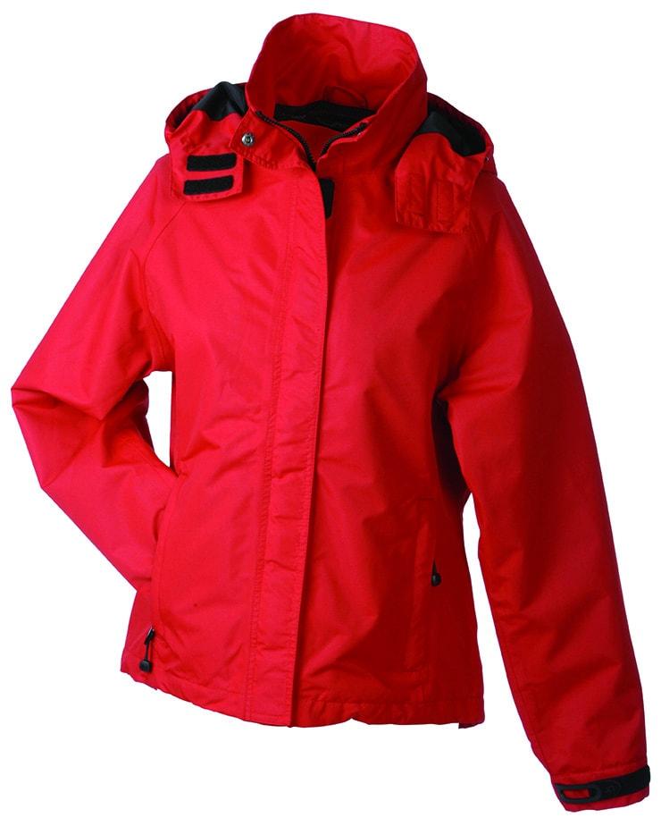 Dámská outdoorová bunda JN1011 - Červená | XL
