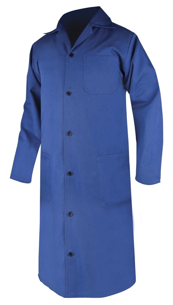 Pánský bavlněný plášť Pánský bavlněný plášť Modrá. Velikost d5759a063e