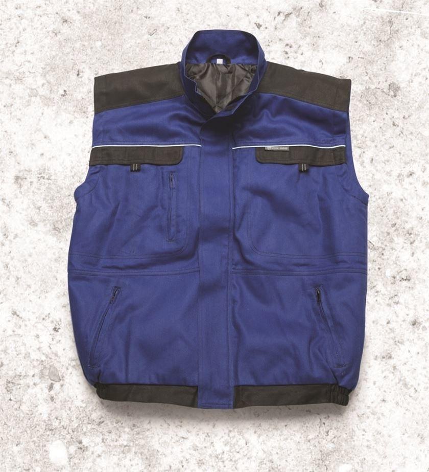 Zimní pracovní vesta COOL TREND - XL