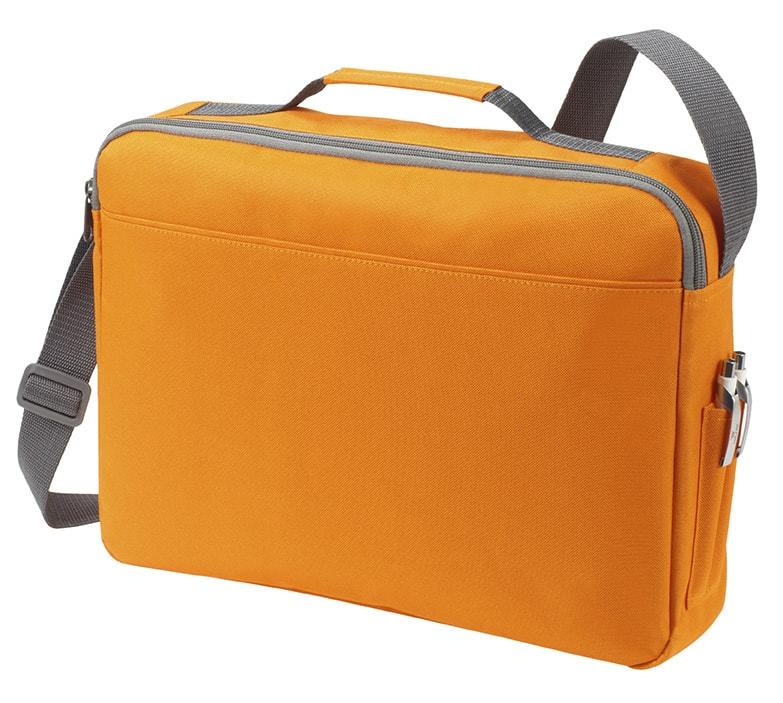 Velká taška na dokumenty BASIC - Oranžová