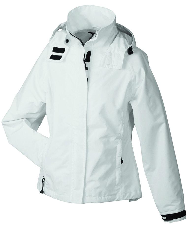 Dámská outdoorová bunda JN1011 - Bílá | XL