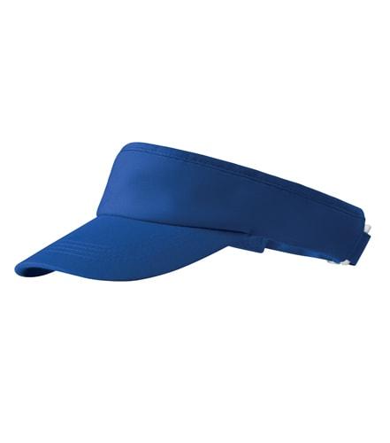 Sportovní kšilt Sunvisor Adler - Královská modrá | uni