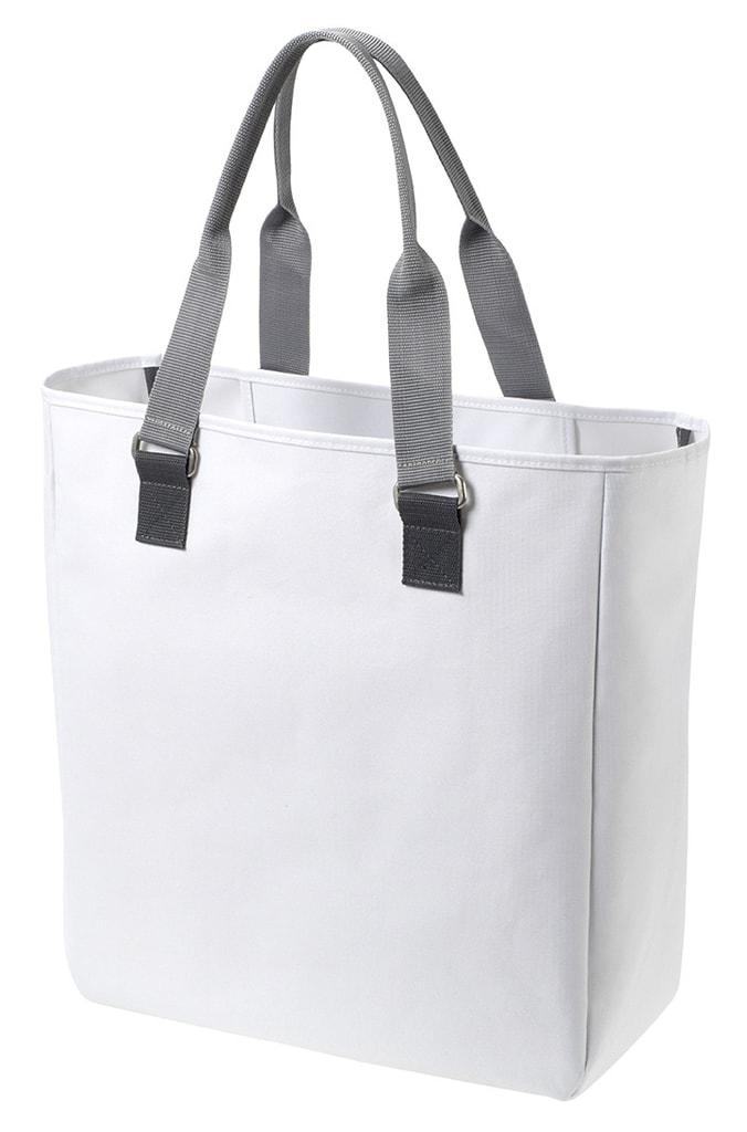 Velká nákupní taška SOLUTION - Bílá