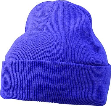 Zimní čepice Classic MB7500 - Tmavě fialová