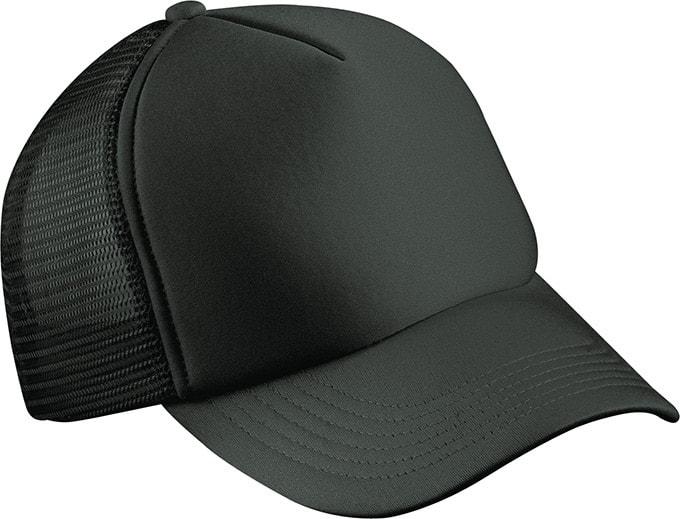 5 panelová kšiltovka MB070 - Černá | uni