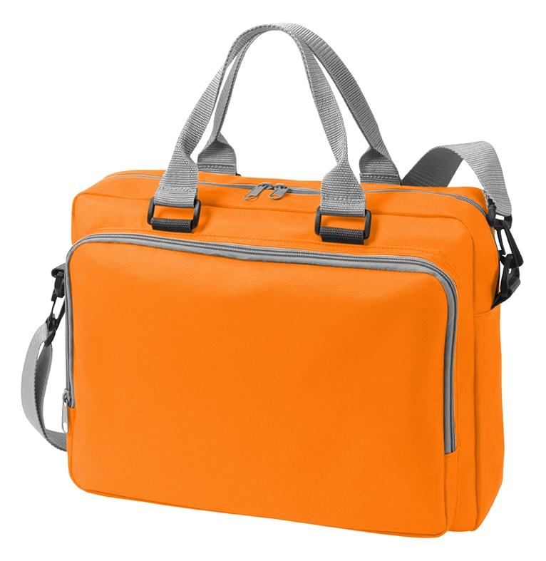 Taška na dokumenty SOLUTION - Oranžová