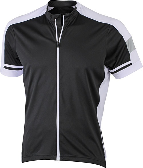 Dámský cyklistický dres JN453 - Černá | M
