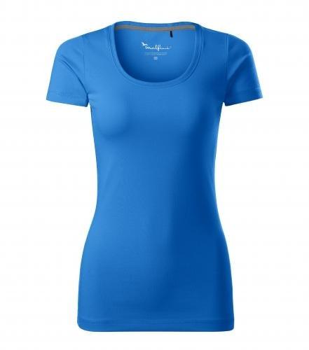 Dámské tričko Action Adler - Jasná modrá   M