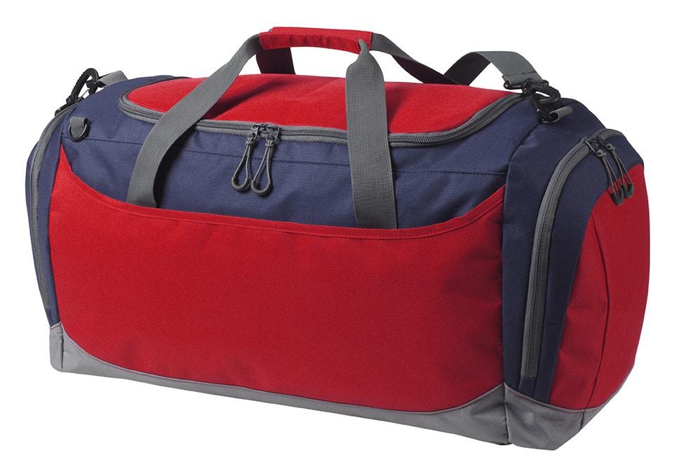 961b99065c5 Sportovní cestovní taška JOY - Červená