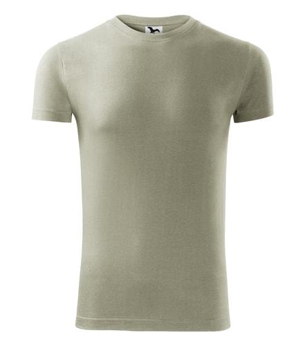 Pánské tričko Replay/Viper - Světlá khaki | L